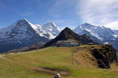 Berghaus Männlichen Grindelwald