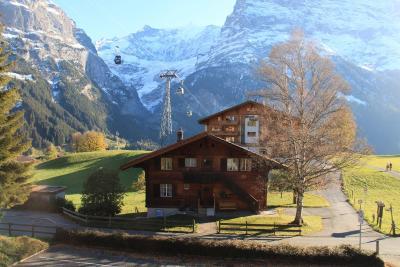 Apartment Chalet Bodmisonne Grindelwald