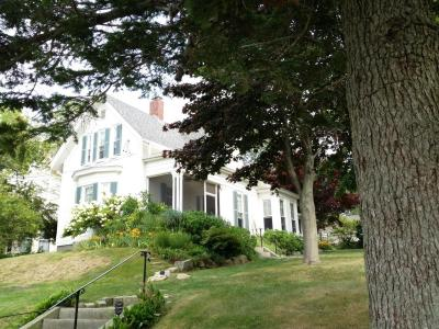 Pleasant House in Rockport
