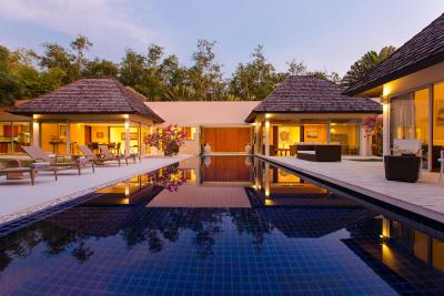 Luxury Layan Beach Villa