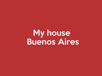 My House Buenos Aires