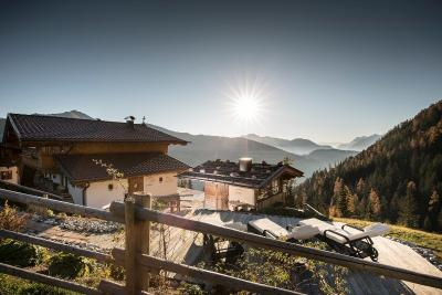 Bischofer Mountain Spa Alpbach