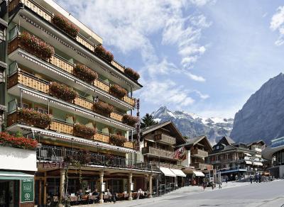 Hotel Central Wolter - Grindelwald Grindelwald