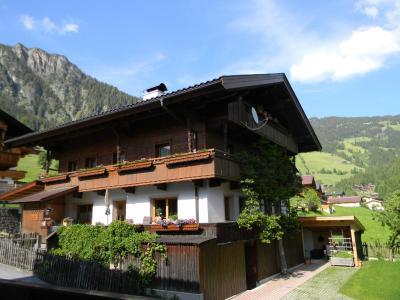 Ferienwohnungen Unterfeld Alpbach