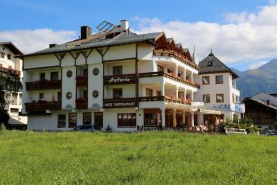 Hotel Astoria Serfaus