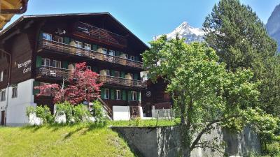 Hotel Tschuggen Grindelwald