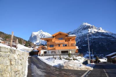 Apartment Antara 2.5 - GriwaRent AG Grindelwald