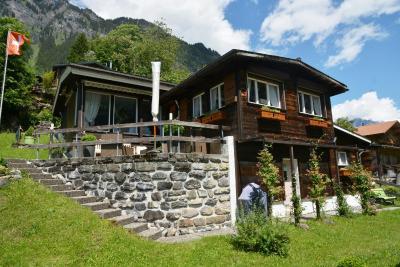 Chalet Burglauenen 3.5 - GriwaRent AG Grindelwald