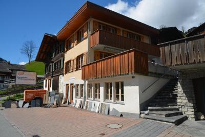 Apartment Strassscheuer 3.5 - GriwaRent AG Grindelwald