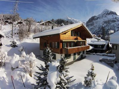 Apartment Kiwi links 3.5 - GriwaRent AG Grindelwald