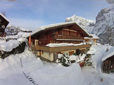 Apartment Obelix 4.5 - GriwaRent AG Grindelwald
