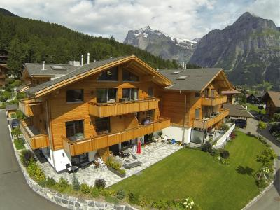 Apartment Silbersee 4.5 - GriwaRent AG Grindelwald