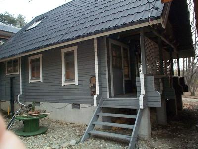 Cottage Mogi Log House