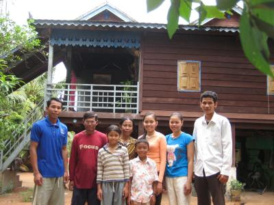 Siem Reap Home Stay