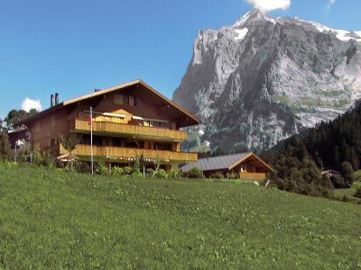 Pfingsteggsunne Grindelwald
