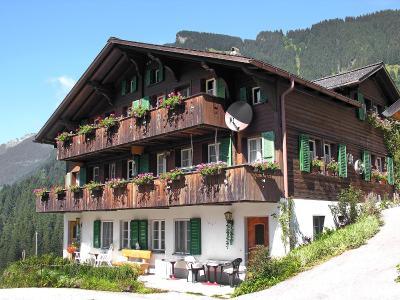 Vogelstein Grindelwald