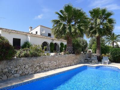 Holiday home Paratella Benissa