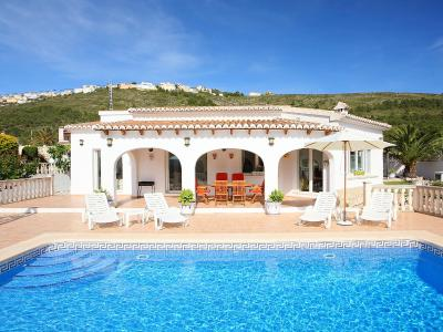 Holiday home Sampaquita Moraira