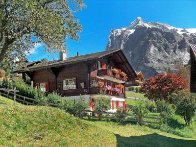 Chalet Bärgsunna, Apartment West Grindelwald