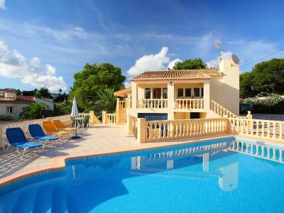 Holiday home Los Pinos II Calpe