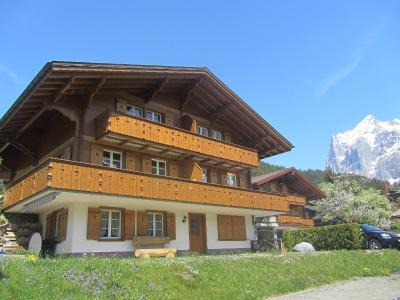 Apartment Mittelhorn Grindelwald Grindelwald