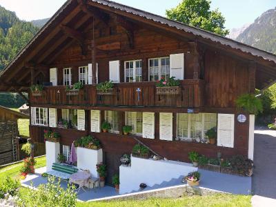 Apartment In Dr Schluecht Grindelwald Grindelwald
