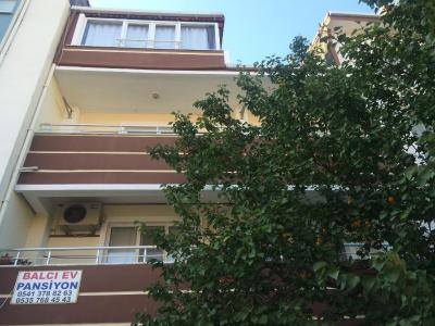 Balcı Apartment