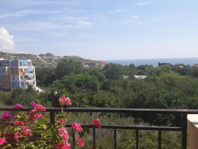 Blue Apartments in Byala