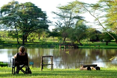 Voyager Ziwani Tented Camp