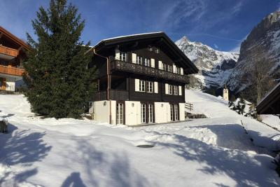 Apartment Fortuna 3.5 - Griwarent AG Grindelwald