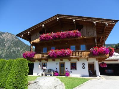 Annas Appartement Alpbach