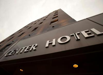 Center Hotel Toyota