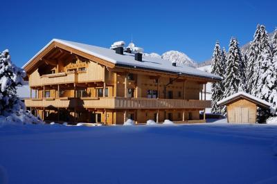 Ferienwohnungen Haberl Alpbach