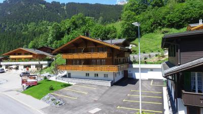 Apartment Adagio EG rechts - GriwaRent AG Grindelwald