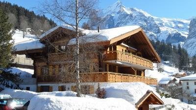 Apartment Alpenblume 4.5 - GriwaRent AG Grindelwald