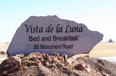 Vista de la Luna Bed & Breakfast