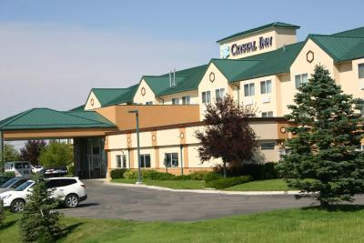 Crystal Inn Hotel & Suites - Great Falls