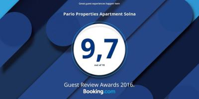 Pario Properties Apartment Solna