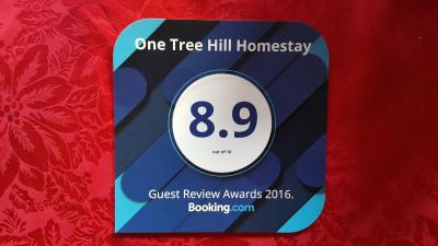 One Tree Hill Homestay
