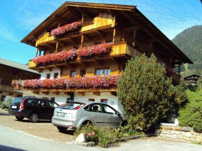 Haus Postfeld Alpbach