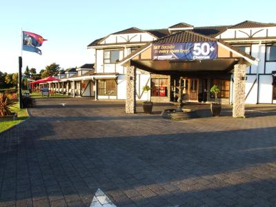 Asure Chelmswood Motel Taupo