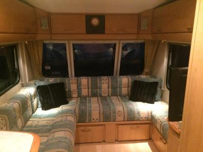 Deluxe Caravan B & B