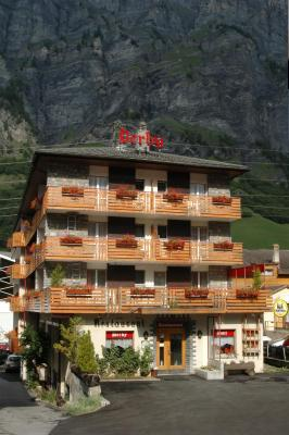 Hotel Derby B&B Swiss Flair