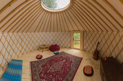 Karaka Street Yurt