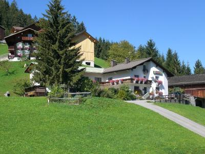 Hotel-Pension Gantekopf
