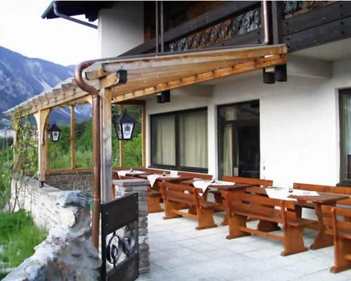 Café-Restaurant-Pension Rudigier