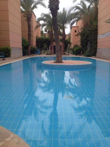 Swimmingpool Riad Safae