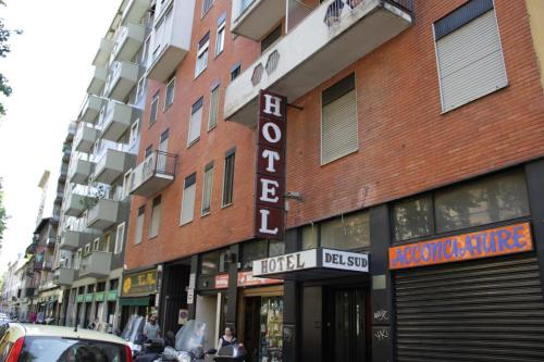 a hotel del sud albergo milano italia