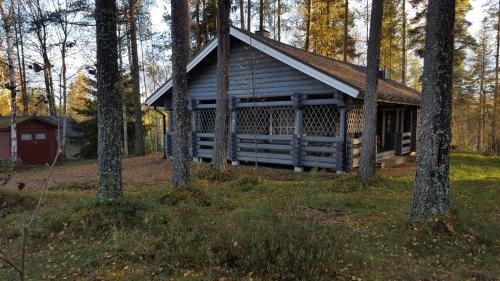 Three-Bedroom Cottage with Sauna - Huvilatie 62