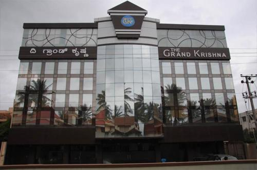 关于The Grand Krishna Luxury Hotel